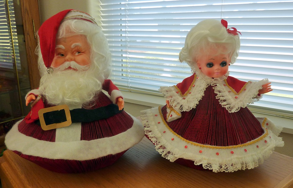 Santa, Claus, Holidays, Red, Nicholas, Red Cap