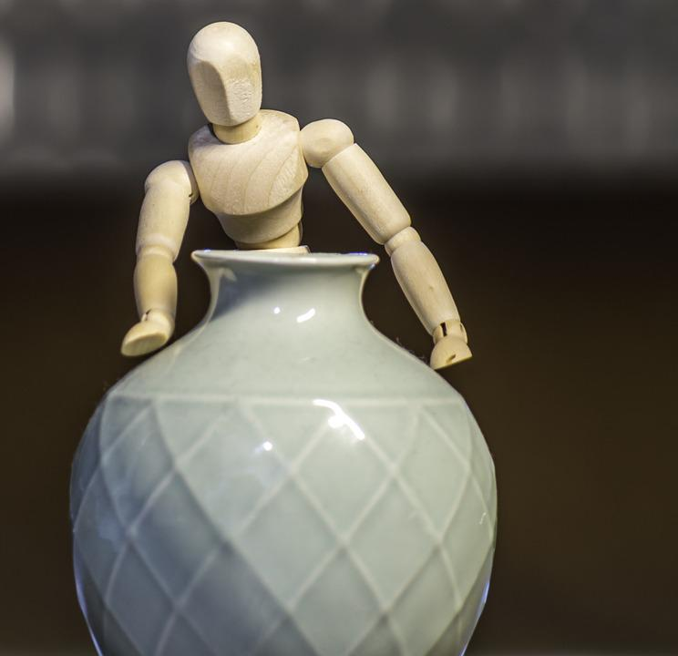 Pottery, Ceramic, Container, Art, Clay, Vase, People