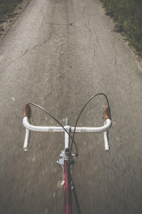Bicycle, Bike, Chrome, Classic, Clean, Crown Gear
