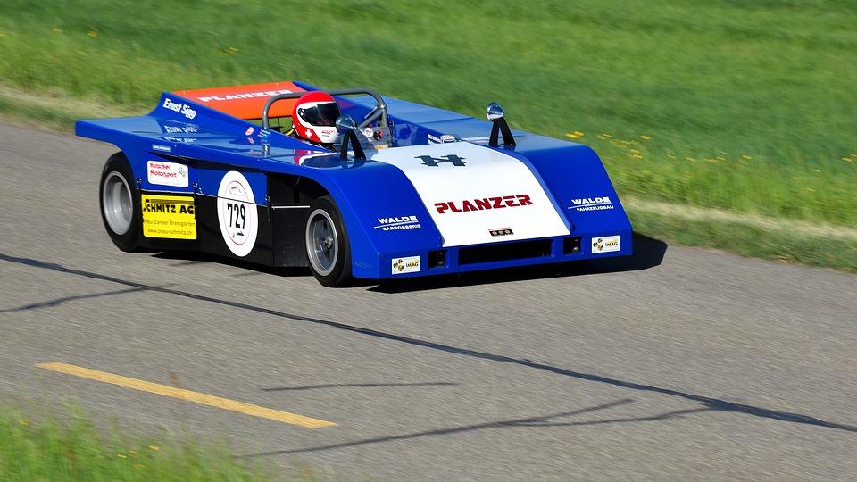 Sports Car, Clean C2, Hillclimb, Motorsport