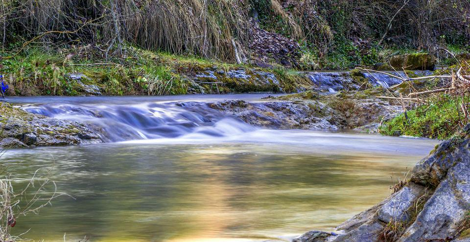 Nature, Landscapes, River, Water Stream, Clean Water