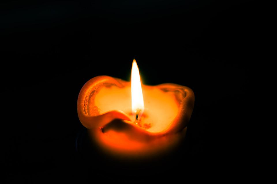 Candle, Light, The Flame, Clear, Flame, Lighting, Dark