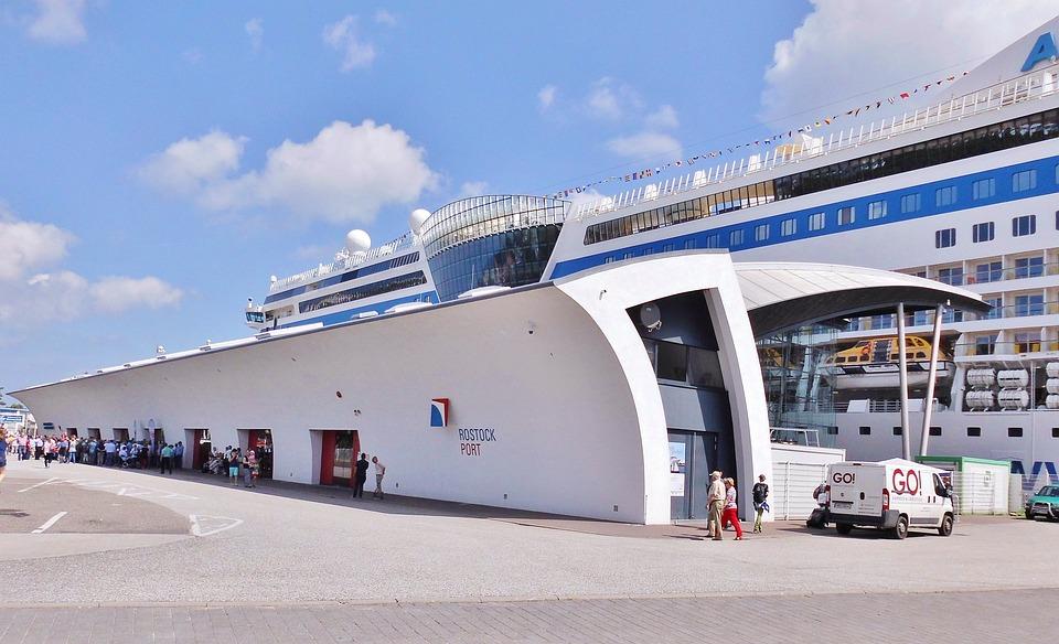 Port, Aida, Passengers, Clearance, On Board, Aida Bella