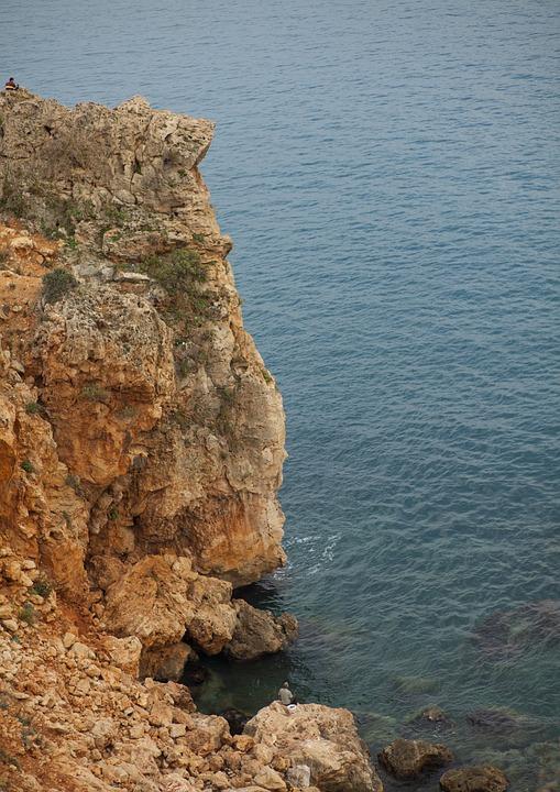 Rocky, Marine, Cliff, The Rocks, Kennedy, Sunset