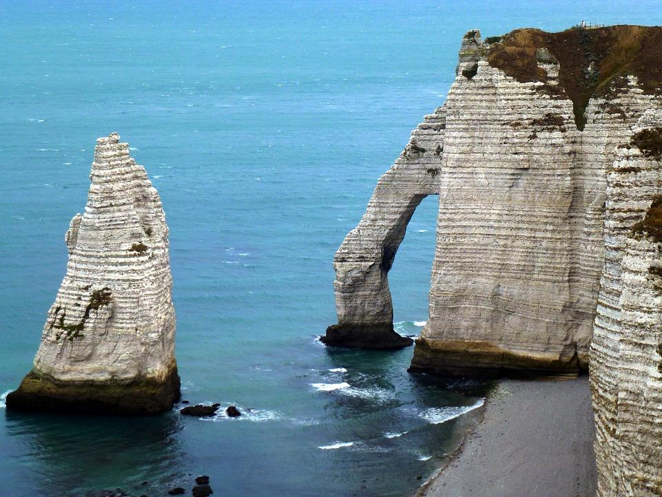 Nature, Cliff, Ark, Landscape, Water, Sea, Rocks, Ocean