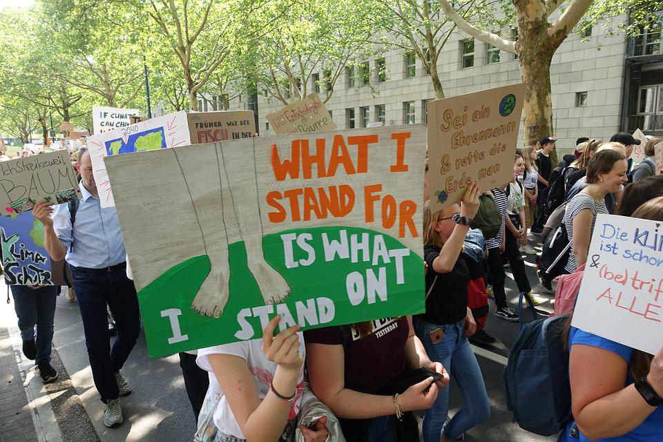 Climate Change, Climate Strike