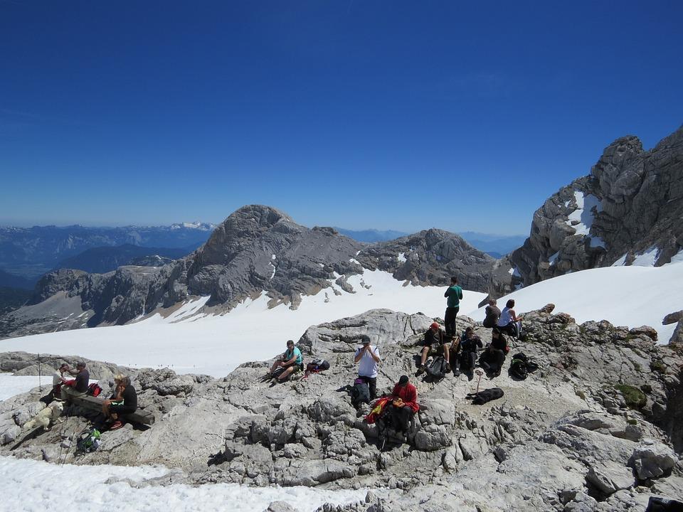 Mountains, Mountaineering, Climb, Climber, Height, Snow
