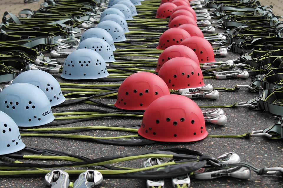 Climbing Helmets, Climbing Equipment, Climbing Harness