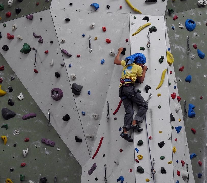 Climbing Wall, Climbing Hall, Climb