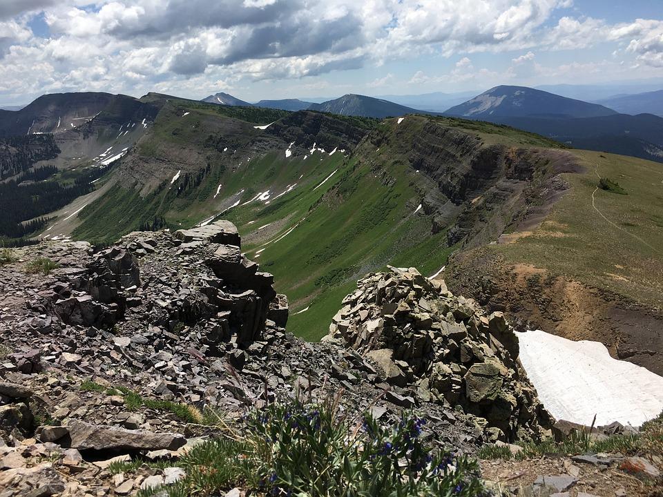 Mountain Peak, High Altitude, Summit, Climbing, Hiking