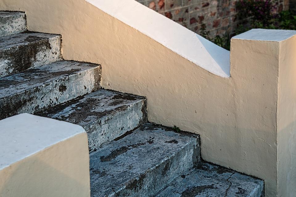 Stairs, Steps, Staircase, Upward, Stairway, Climbing