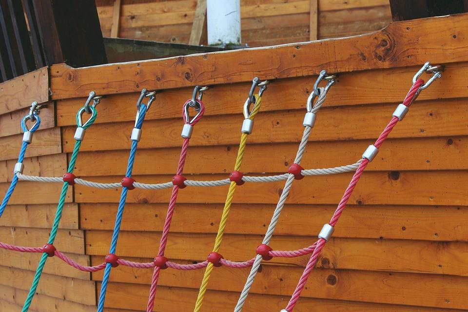 Climb, Climbing Rope, Climbing Wall, Rope, Access