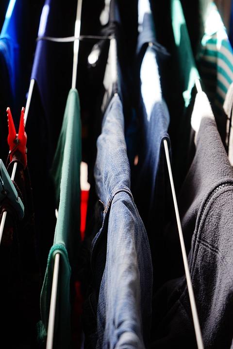 Laundry, Dry, Clothes Peg, Clip, Hang, Budget