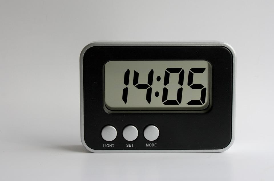Clock, Alarm Clock, Brick, Clock Face, Design, Digital