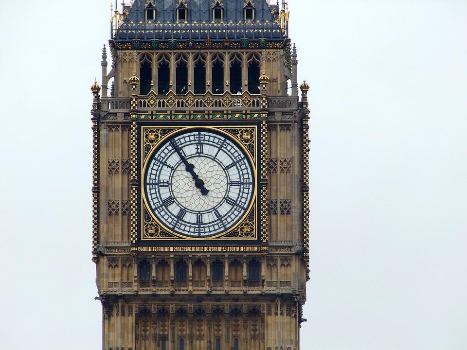 Big, Ben, London, Parliament, Tower, Clock, England