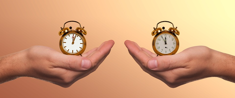 Time, Clock, Alarm Clock, Five To, After, Twelve, Hand