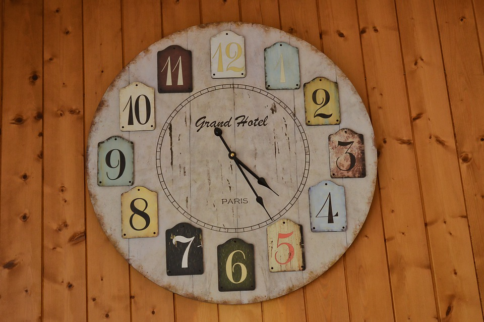Pendulum, Clock, Time, Old, Hours, Watch, Minute