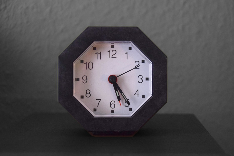 Clock, Time, Hours, Minutes, Pointer, Time Of