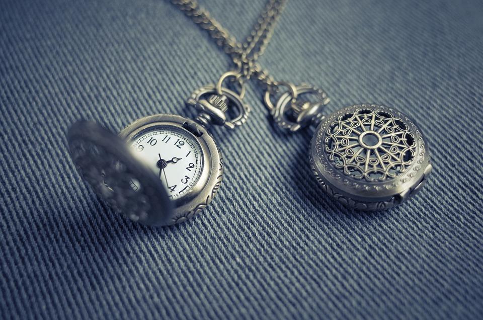 Pocket Watch, Locket, Watch, Timepiece, Time, Clock