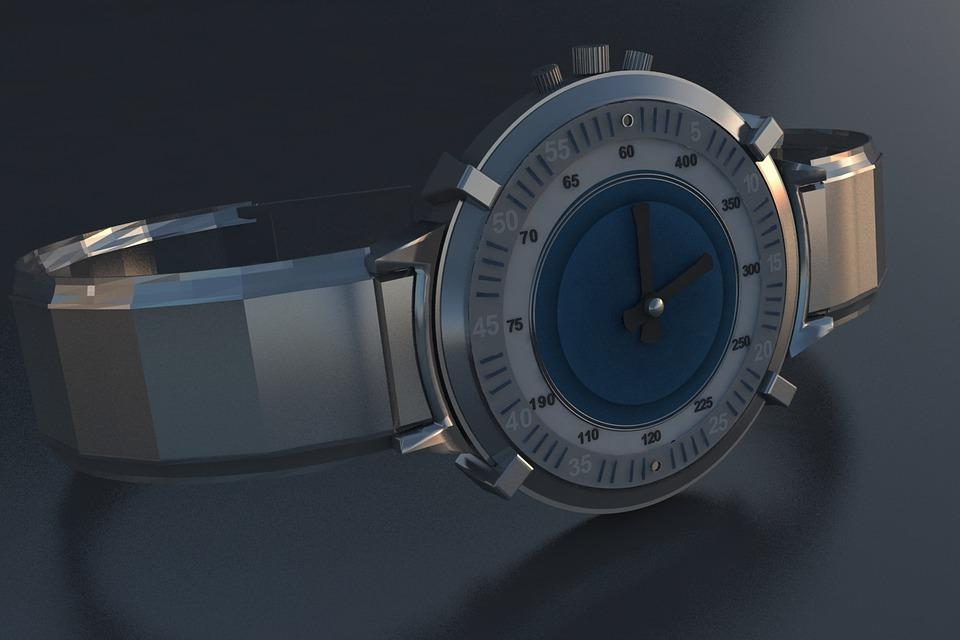 Clock, 3d, Team