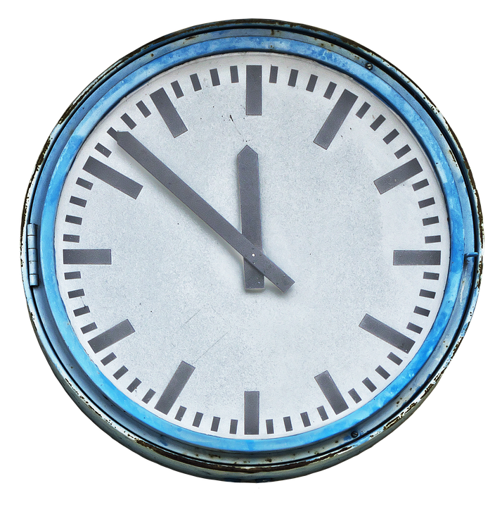 Clock, Station Clock, Clock Face, Time Indicating