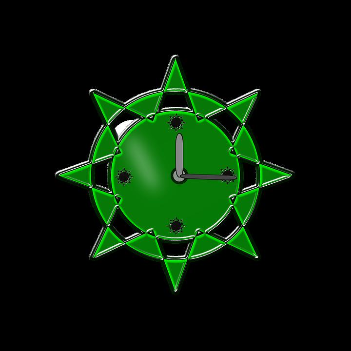 Clock, Wall Clock, Watch, Time