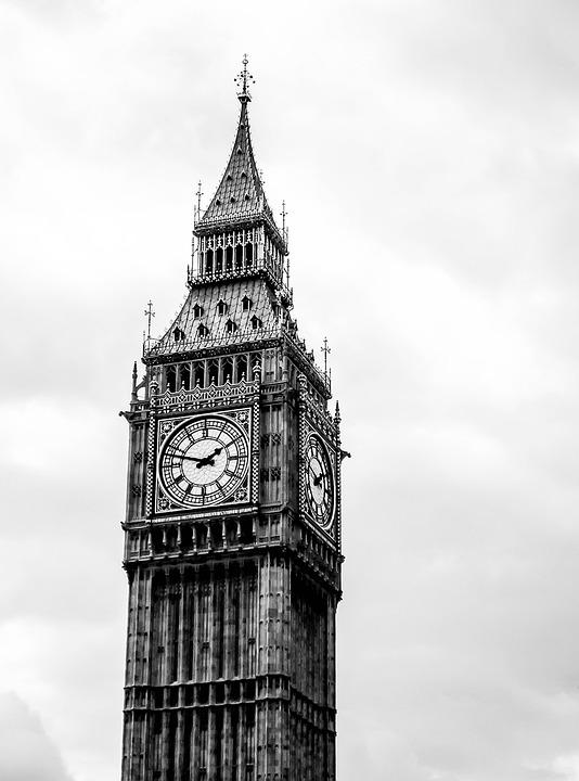 Big Ben, London, Clock Tower