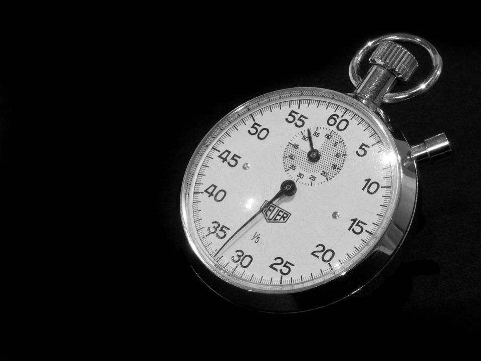 Clock, Time, Watch, Instrument, Black Time, Black Clock