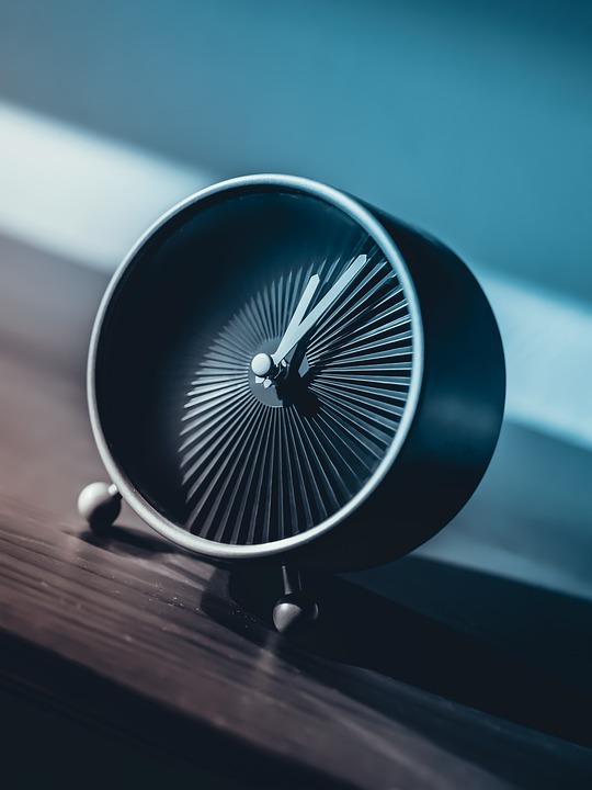 Clock, Reveil, Alarm Clock, Time, Watch, Hello, Minute