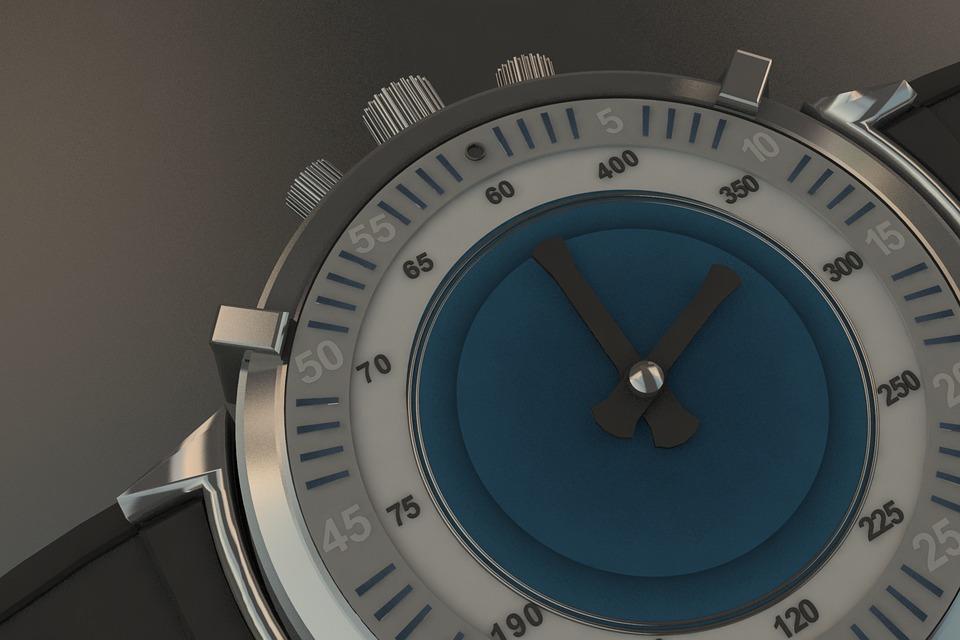 Clock, Wristwatch