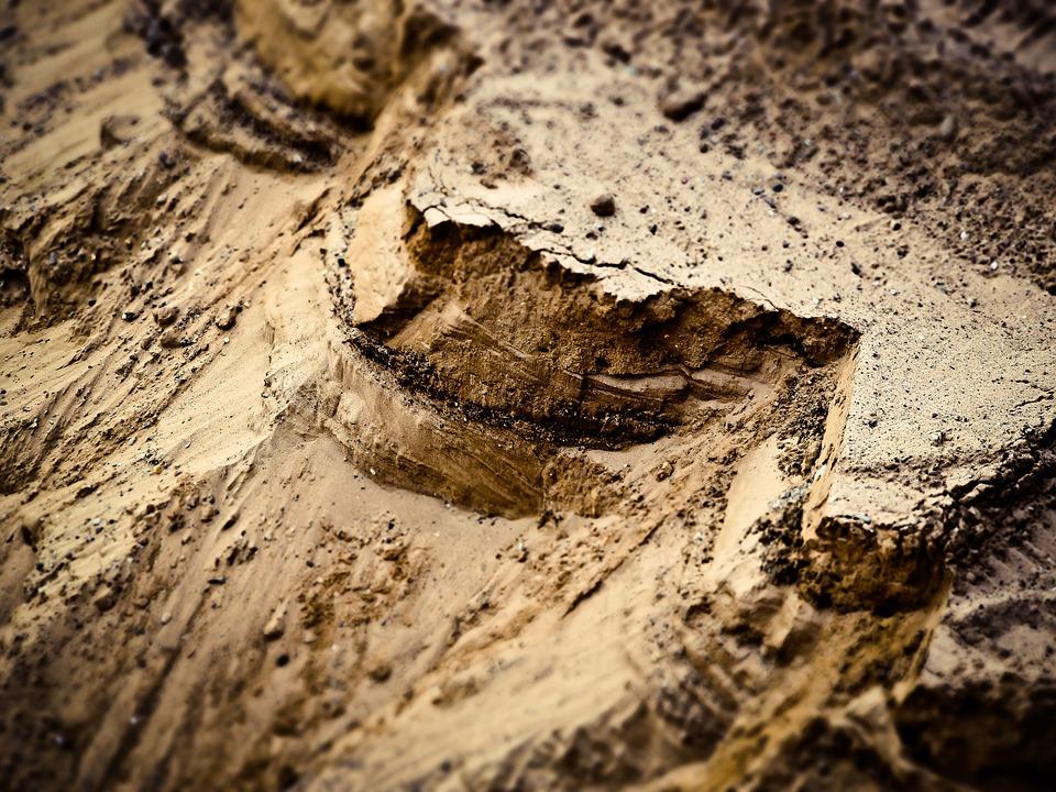 Sand, Sand Hill, Site, Close, Construction, Build