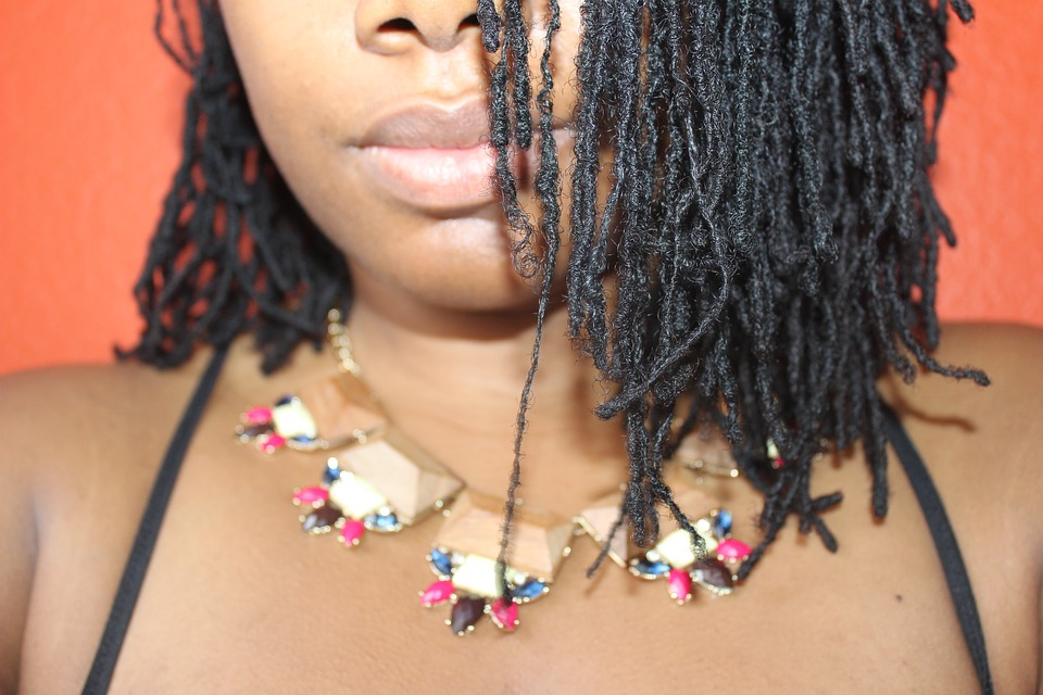 Dreadlocks, People, Woman, Braid, Accessories, Close Up