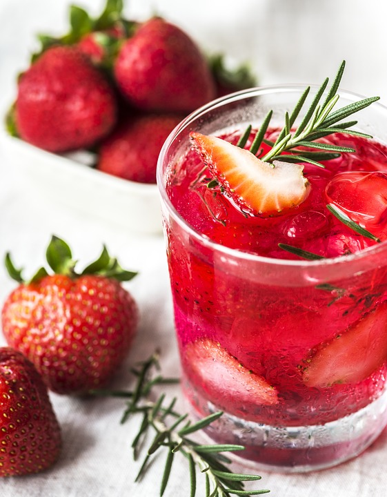 Beverage, Closeup, Detox, Drink, Fresh, Fruit, Healthy