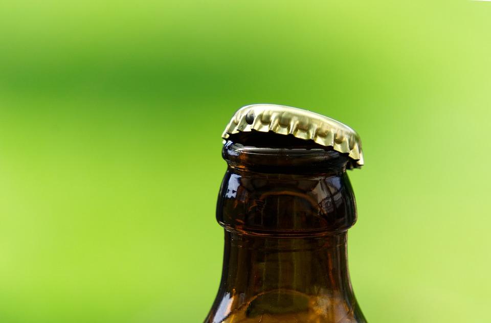 Beer Bottle, Bottle Caps, Closure, Bottle, Glass Bottle