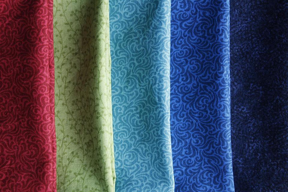 Fabric, Material, Colour, Textile, Cloth, Cotton