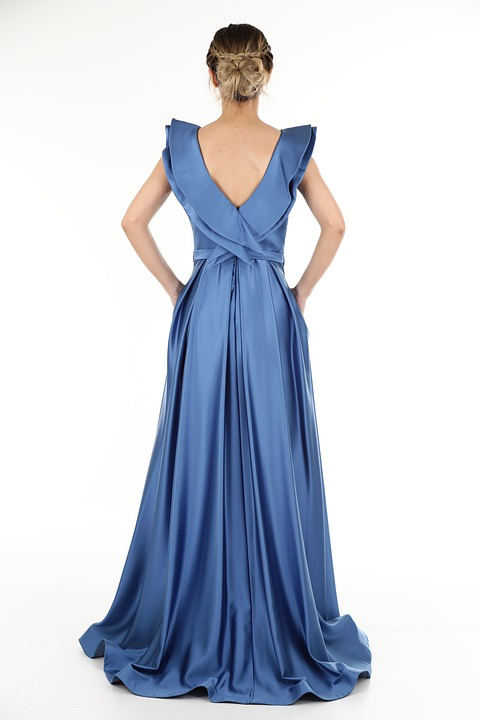 Dress, Fashion, Woman, Stylish, Clothing, Clothes