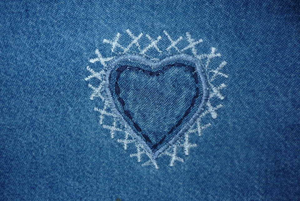 Fabric, Jeans, Texture, Cloth, Material, Clothing