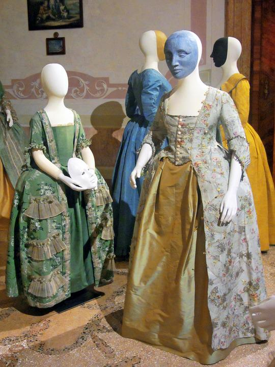Museum, Venice, Clothes, Old, History, Design, Clothing