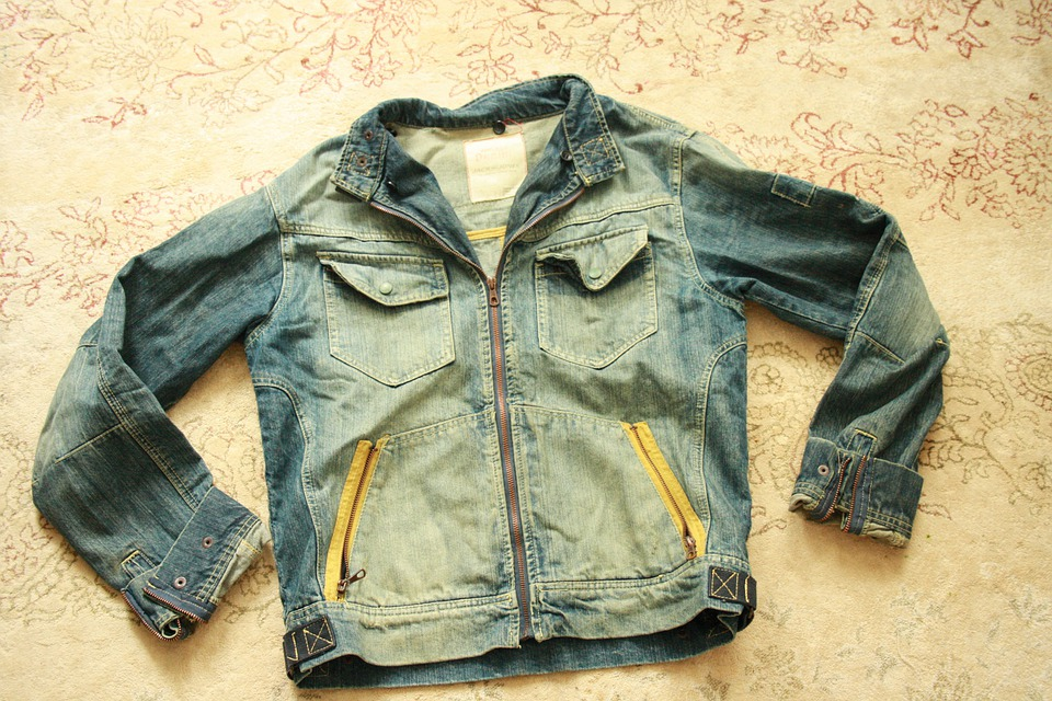 Jeans, Jacket, Jean, Clothing, Used