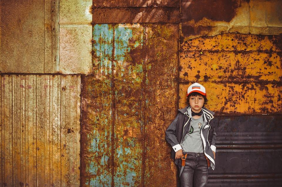 Model, Clothing, Advertising, Background, Iron