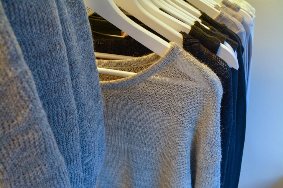 Clothing, Rack, Clothes, Wardrobe, Hang, Retail
