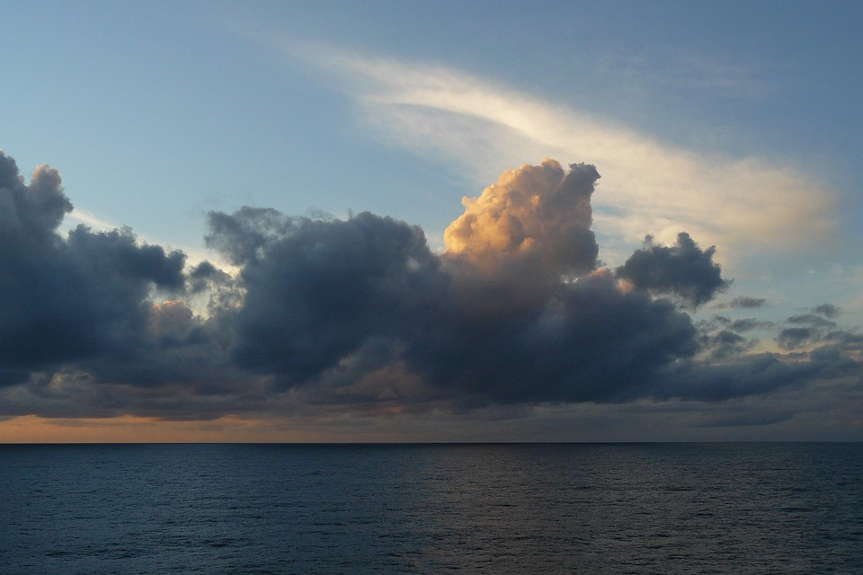 Weather, Cloud, Cumulus Clouds, Sky, Clouds Form