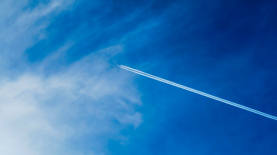 Air, Aircraft, Airplane, Atmosphere, Cloud, Cloudscape