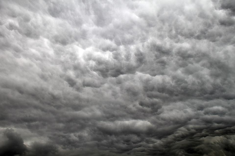 Cloud, Rain Cloud, Anxiety, Dark Clouds, Mystery
