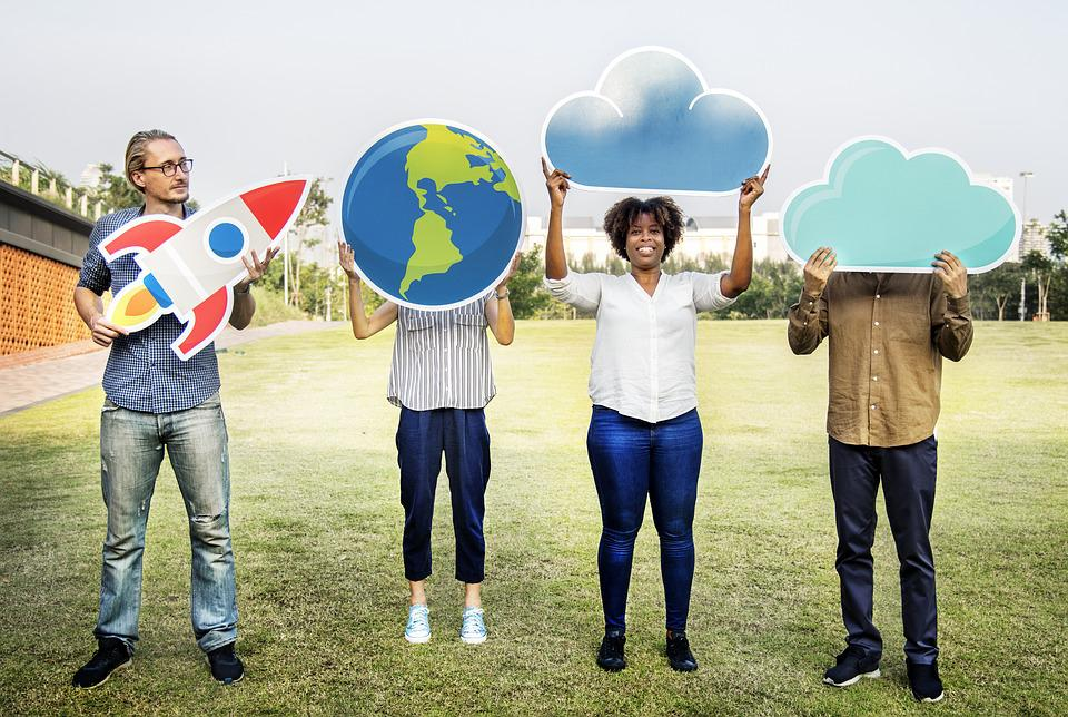 Caucasian, Cloud, Community, Explore, Fun, Global