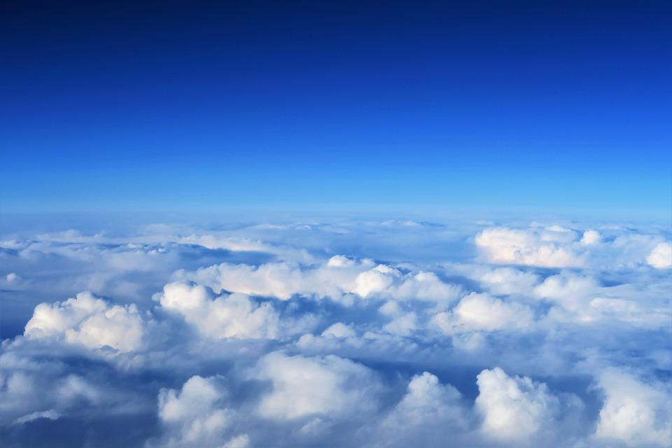 Cloud, Sky, Landscape
