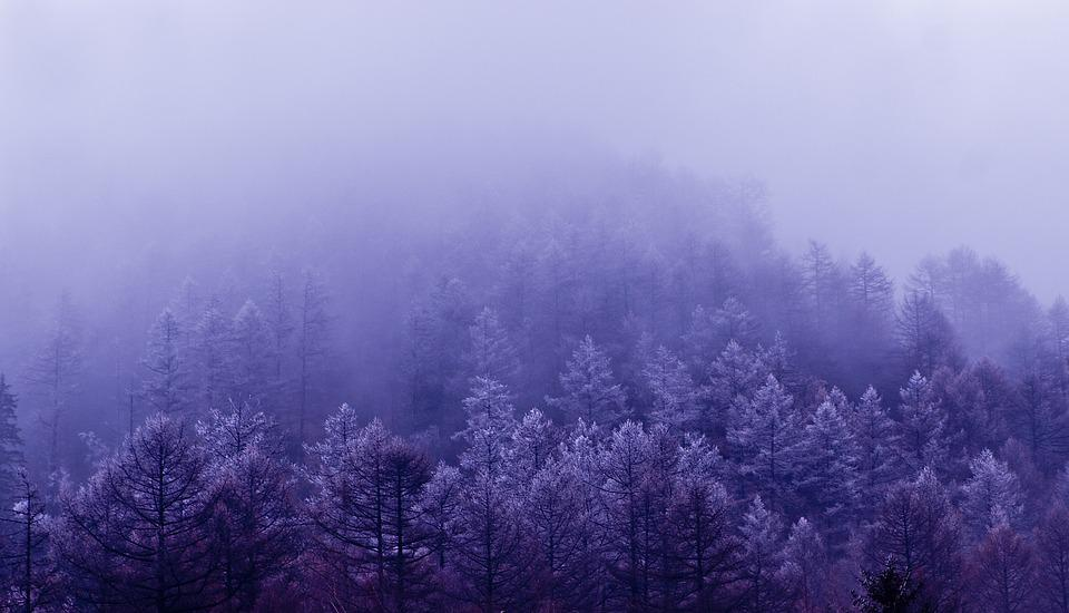 Cloud, Landscape, Ching Ming, Shanxi, Snow Mountain