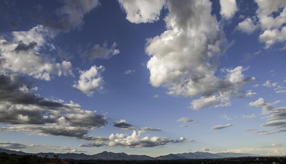 Clouds, Sky, Landscape, Nature, Cloud, Afternoon