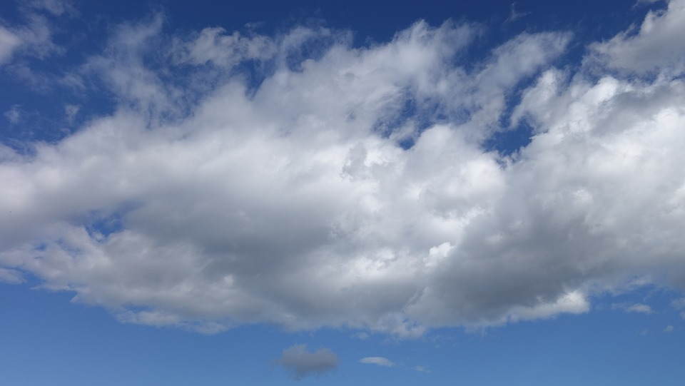 Cumulus Clouds, Cloud, Sky, Background