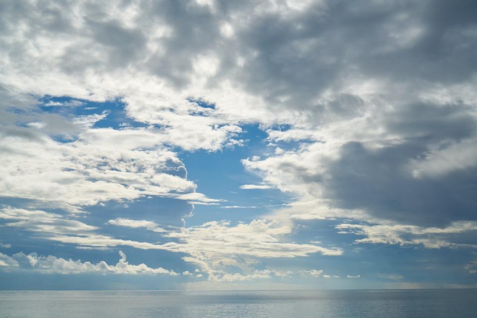 Cloud, Blue, Sky, Clouds, Nature, Color, Landscape